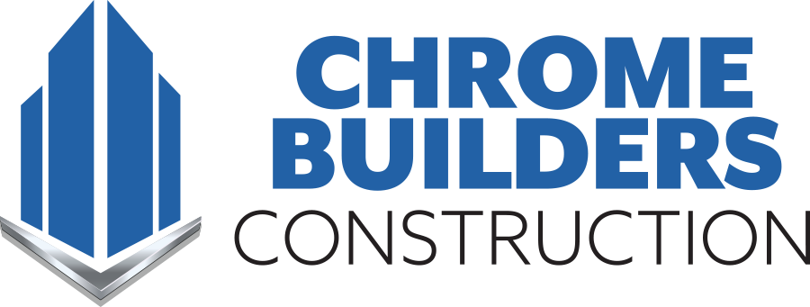 web logo for chromebuilders construction